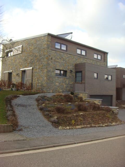 Maison contemporaine à Hergenrath