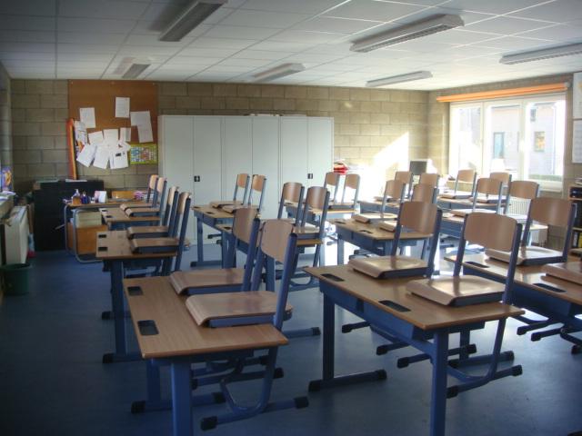 Agrandissement d'une école à Montzen-Gare