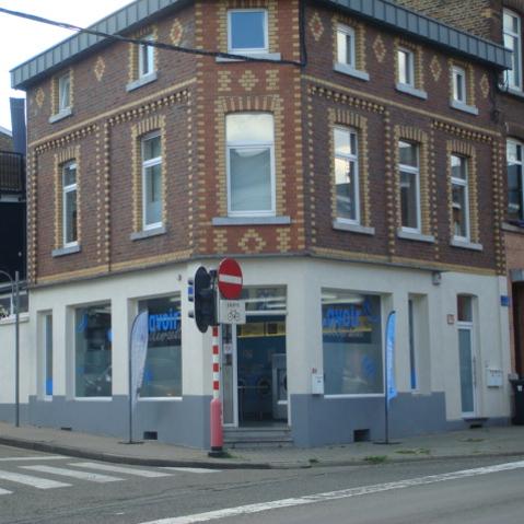 Aménagement de laveries automatiques à Welkenraedt, la Calamine et Herve
