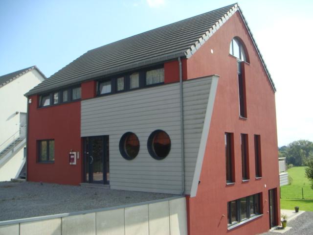 Bureau d'architecture et 2 appartements