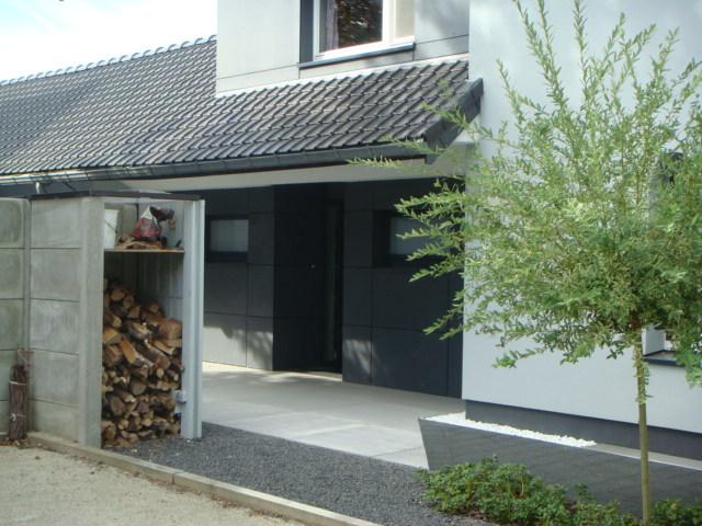 Isolation et relooking d'une habitation existante à Verviers