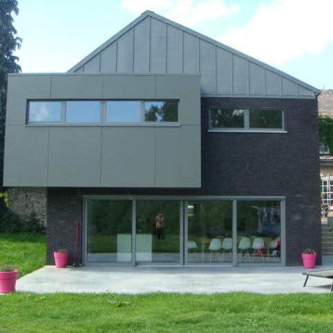 Maison contemporaine à Gemmenich