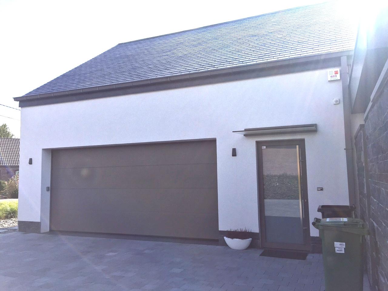 Maison contemporaine à Montzen