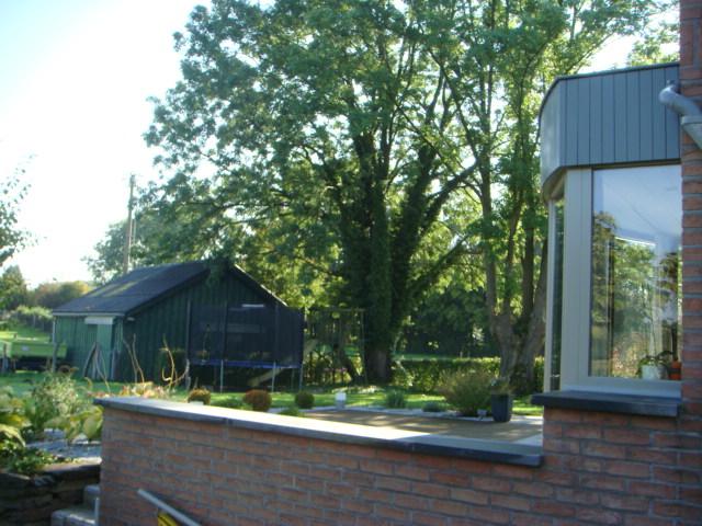 Maison en ossature bois à Montzen