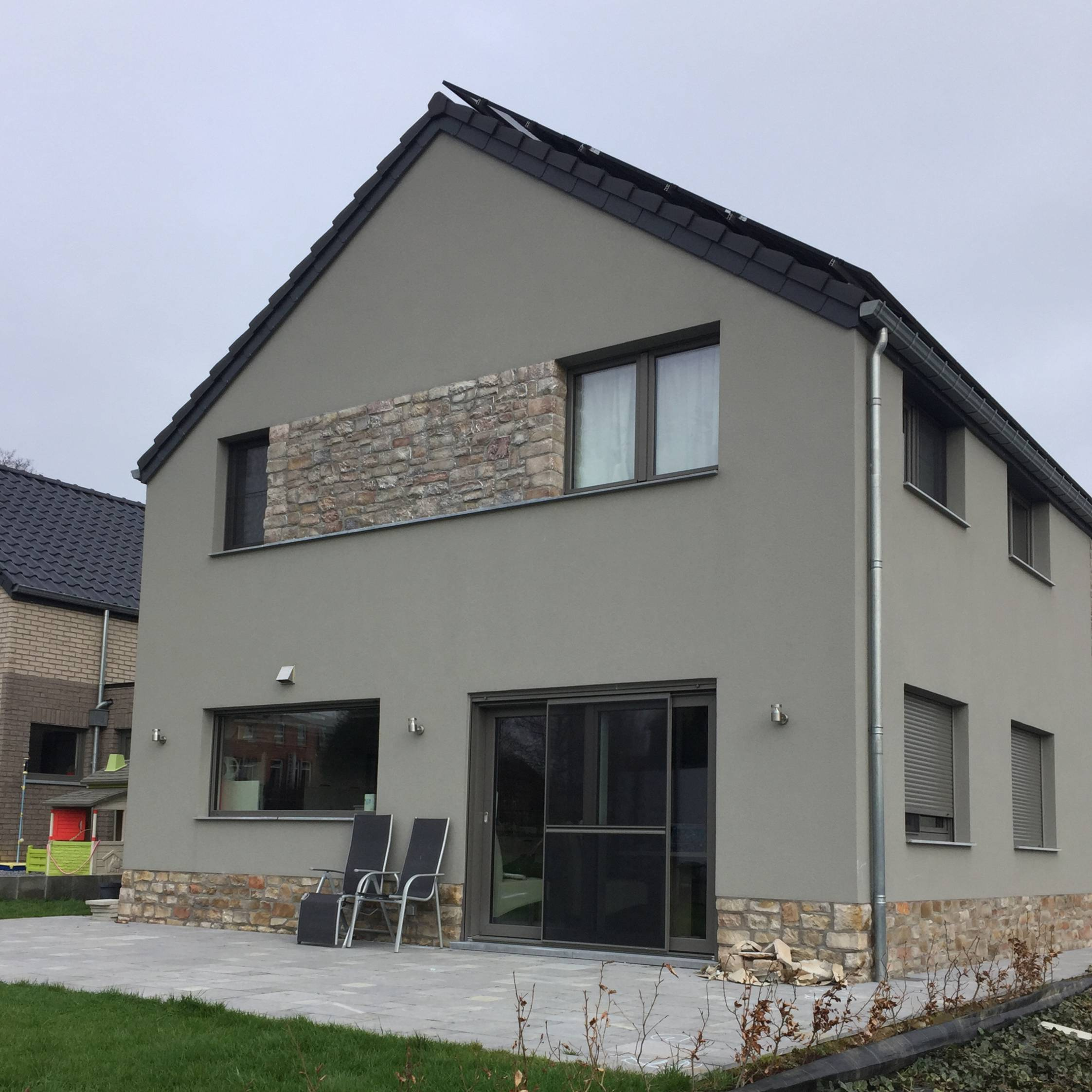 Maison très basse énergie à Montzen