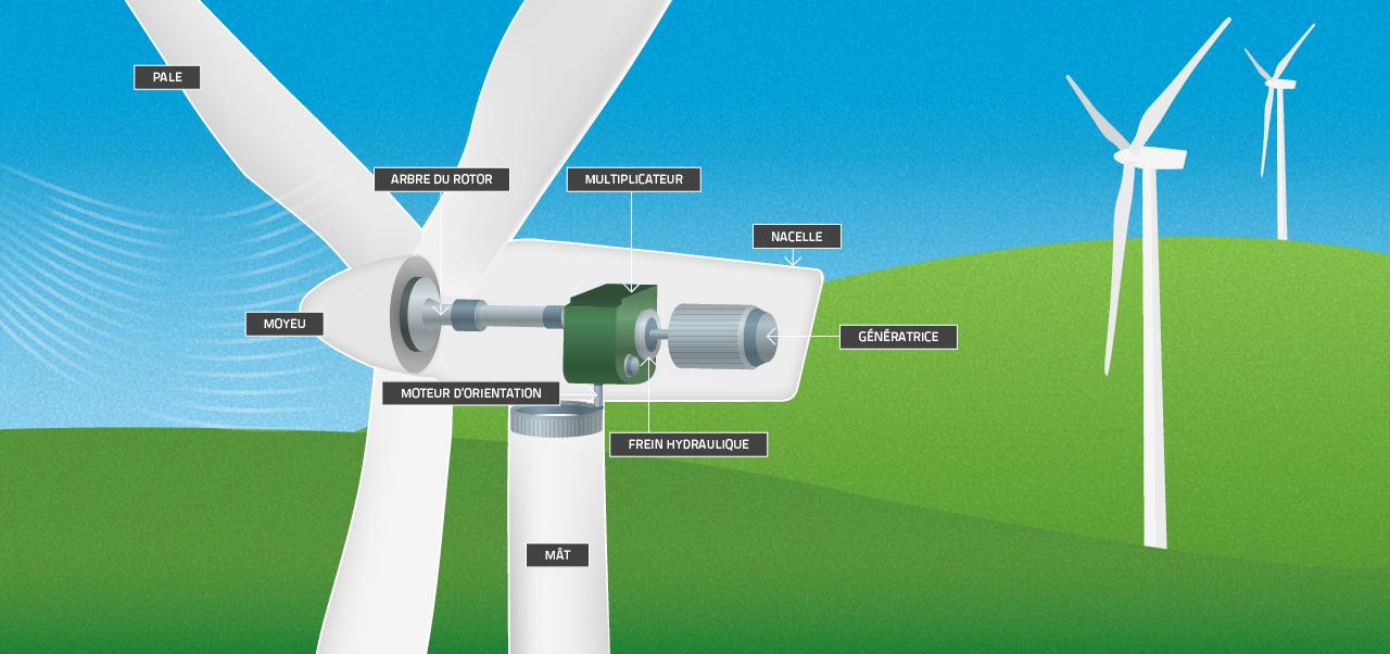 Projet de parc éolien à Sprimont